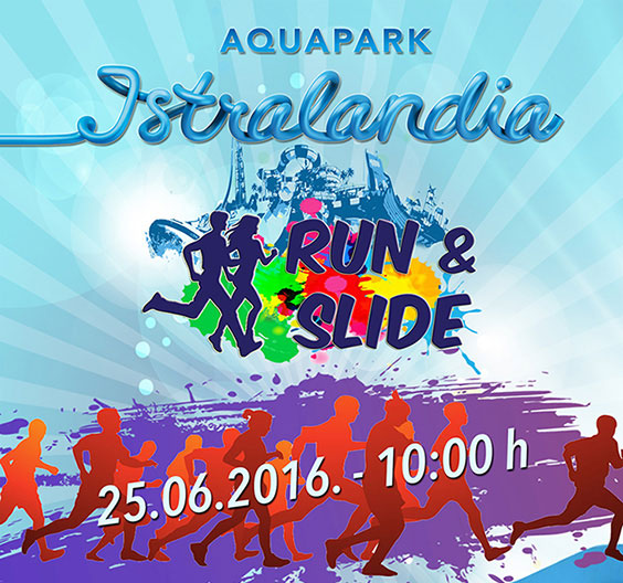 RUN AND SLIDE 2016 2